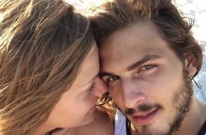 Brenno Leone e Gabi Lopes, atriz de 'Malhação', curtem viagem a Fortaleza