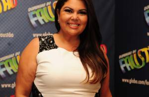 Fabiana Karla quer chegar aos 80 kg no 'Medida Certa': 'Vai me deixar enxuta'