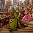 Cate Blanchett comemorou o papel de vilã no filme 'Cinderela': 'É fabuloso ser malvada'