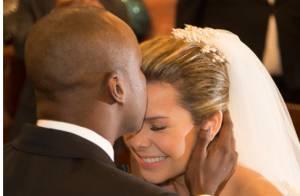 Thiaguinho comenta vida de casado com a atriz Fernanda Souza: 'Um sonho!'