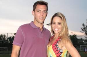 Danielle Winits e Amaury Nunes se separam após três anos de relacionamento