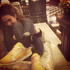 lily james instagram