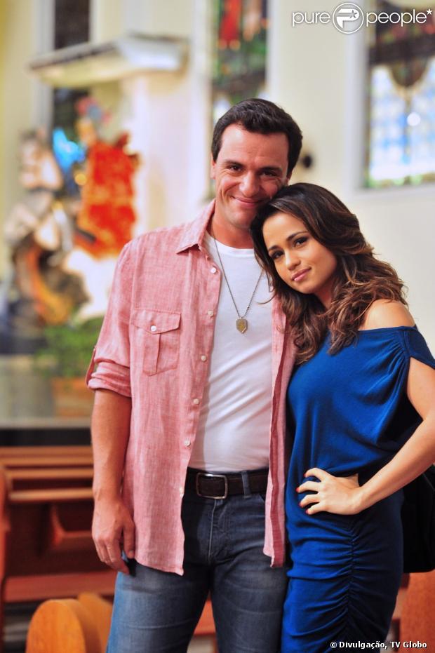 Nanda Costa e Rodrigo Lombardi vão viajar para Nova York, nos Estados Unidos, após o fim de 'Salve Jorge'