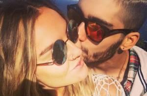 Ex-One Direction, Zayn Malik curte férias com a noiva após suspeitas de traição