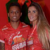Ex-BBB Aline Gotschalg volta a ficar com o jogador André Felipe, diz jornal