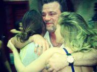 Adriano Garib, o Russo de 'Salve Jorge', chora ao se despedir das 'traficadas'