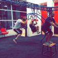 Maurício Destri pratica treinamento funcional, três vezes por semana, desde outubro de 2014
