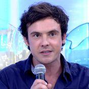 Sergio Guizé se derrete ao falar de Nathalia Dill no 'Encontro': 'É danadinha'