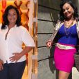 Solange Couto perde 32 kg com cirurgia no estômago e conta em entrevista para o jornal 'Extra' que quer fazer plástica nos seios, em maio de 2013