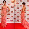 Mariana Rios roubou os os flashes na première do filme italiano 'La Grande Bellezza' com um vestido assinado pela estilista Martha Medeiros que custou quase R$ 30 mil