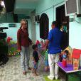 Zeca Pagodinho apresenta sua escola de música para Xuxa
