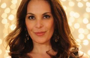 Carolina Ferraz interpreta personagem que escraviza mulheres no filme 'Crô'