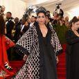 Lady Gaga usou um vestido do estilista Alexander Wang