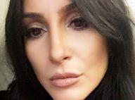 Claudia Leitte usa peruca morena para ficar igual a Kim Kardashian: 'Tô amando'