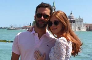 Marina Ruy Barbosa se declara para o namorado, Caio Nabuco, em Veneza: 'Amor'