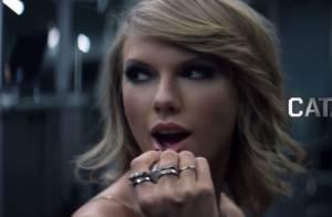 Taylor Swift e Selena Gomez são inimigas e brigam em clipe de 'Bad Blood'