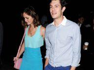 Leighton Meester está grávida do primeiro filho com o marido, Adam Brody