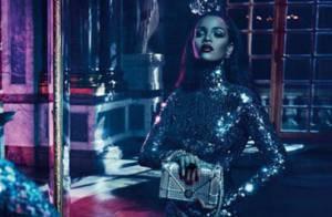 Rihanna usa vários looks em primeiro vídeo como garota-propaganda da Dior. Veja!