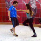 Bruna Marquezine melhora performance na dança: 'Estou mais tranquila'
