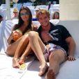 Thor Batista chegou a fazer várias viagens com a ex-namorada e manteve o relacionamento a distância por 11 meses, mesmo morando em estados diferentes