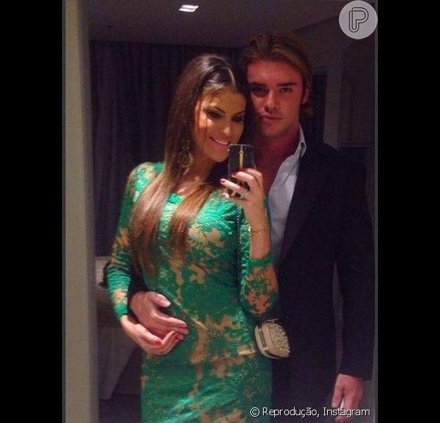 Thor Batista confirmou o fim do namoro com a modelo gaúcha Lunara Campos nesta terça-feira, 19 de maio de 2015: 'É verdade, mas não gostaria de comentar'