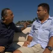 Ronaldo afirma que pode voltar aos gramados, mas ressalta: 'Projeto não é fácil'