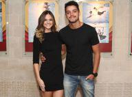 Rodrigo Simas e Juliana Paiva lançam exposição com presença dos pais, no Rio