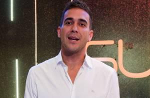 André Marques nega namoro com a cantora Anitta: 'Somos amigos'