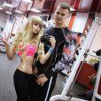 A 'Barbie Russa' Angelica Kenova afirma que nunca passou por intervenção cirúrgica e conseguiu a semelhança com a boneca famosa graças à dieta e exercícios físicos