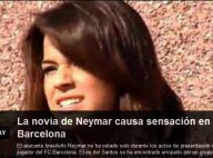 Barcelona: Bruna Marquezine foi a sensação da imprensa europeia no 'Neymar Day'