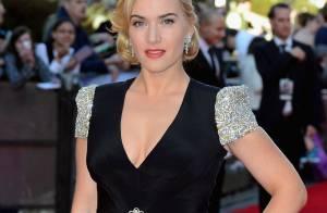 Kate Winslet está grávida de seu terceiro filho, primeiro com Ned Rocknroll