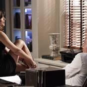 'Amor à vida': Aline (Vanessa Giácomo) dá calcinha a César e Félix percebe clima