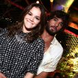 Bruna Marquezine viveu um romance com o modelo Marlon Teixeira, que não foi adiante