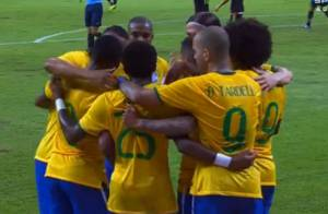 Em amistoso, Seleção vence a primeira partida no Brasil após a Copa do Mundo