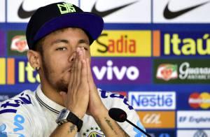 Neymar deixa o Chile após CBF anunciar que não recorrerá da punição de 4 jogos