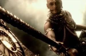 Rodrigo Santoro exibe corpo sarado na continuação do filme '300'