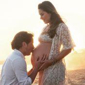 Fernanda Machado dá à luz Lucca, seu primeiro filho: 'Nossa maior benção'