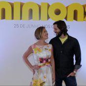 Adriana Esteves e Vladimir Brichta dublam vilões em 'Minions': 'Cumplicidade'