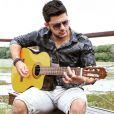 No mês passado, Cristiano Araújo gravou a temporada do 'Estrelas' no Pantanal com Angélica