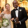 Fernanda Souza e Thiaguinho celebram o aniversário de casamento todos os meses