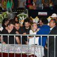 Cristiano Araújo foi velado durante toda a madrugada desta quinta-feira, 25 de junho de 2015
