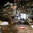 Land Rover de Cristiano Araújo ficou totalmente destruída após capotar várias vezes