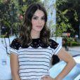 Camila Queiroz passou a infância sendo comparada com a atriz Sthefany Brito