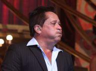 Leonardo se emociona ao relembrar morte de Cristiano Araújo durante show no Rio