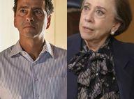 'Babilônia': Teresa e Aderbal brigam por causa de projeto homofóbico. 'Sexista'