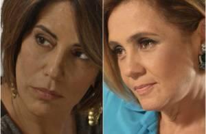 Novela 'Babilônia': Inês aparece no cativeiro e diz que vai matar Beatriz