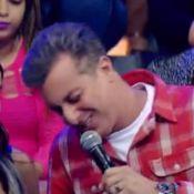 Luciano Huck reclama de dores no 'Caldeirão' após acidente com Angélica