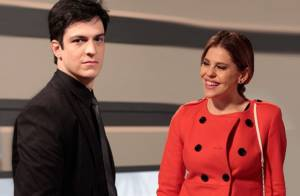 'Amor à Vida': Edith fica nua para Félix (Mateus Solano), mas é rejeitada