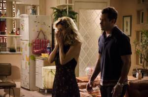 'Amor à Vida': Glauce (Leona Cavalli) mata enfermeira e fica nas mãos de Félix