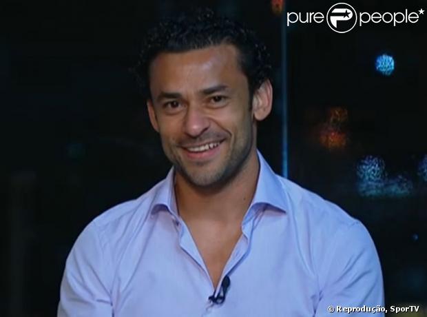 Fred participou do programa 'Bem Amigos', do SporTV e falou sobre a participação na Copa das Confederações